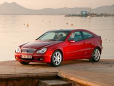 Mercedes-Benz C-Class Sport Coupe (2001-2008)