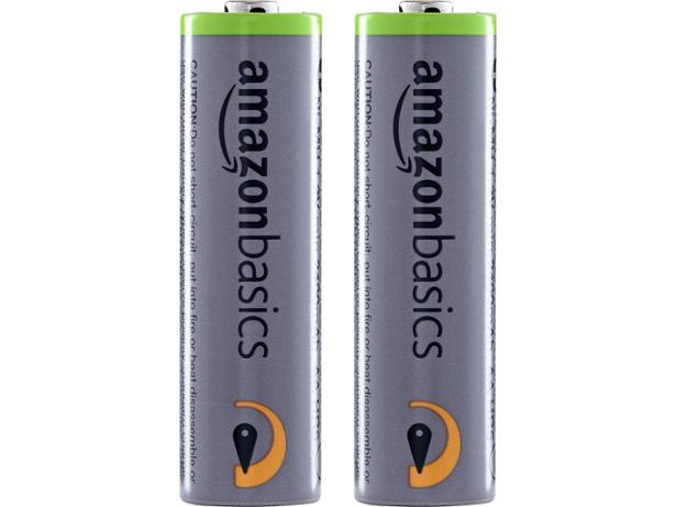 Amazon Basics High Capacity AA Pre-Charged Rechargeable