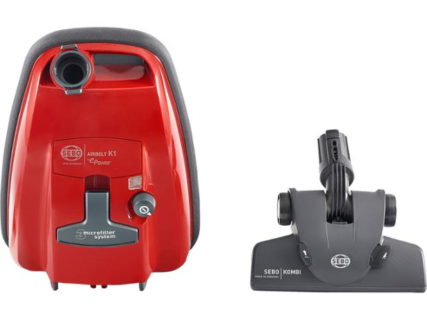 Sebo Airbelt K1 ePower vacuum cleaner review Which?