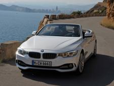 BMW 4 Series Convertible (2014-)