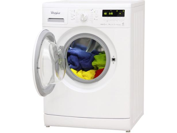 Whirlpool DLCE91469 washing machine review - Which?
