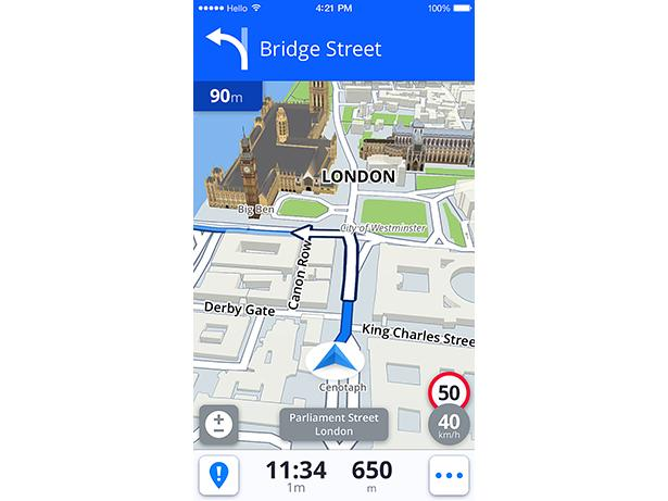 Sygic GPS Navigation & Maps (iOS) sat nav review - Which?