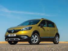 Renault Scenic XMOD (2013-2015)