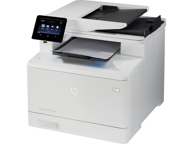 hp color laserjet pro m477fdw printer review which. Black Bedroom Furniture Sets. Home Design Ideas