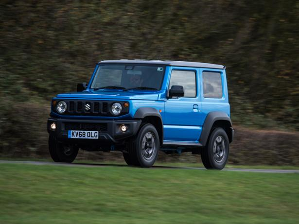 suzuki jimny 2019 new used car review which. Black Bedroom Furniture Sets. Home Design Ideas