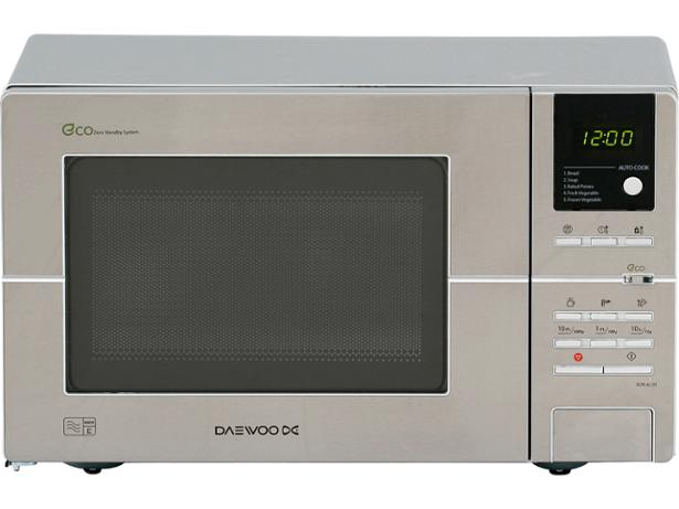 Daewoo KOR-6L5R microwave review - Which?