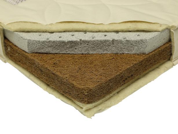 size 40 8f5ba b525a The Little Green Sheep Natural Twist cot mattress review ...