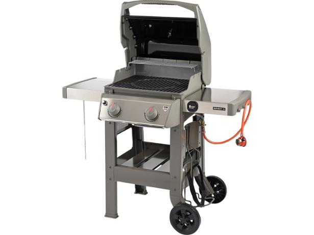 Weber Spirit II E-210 GBS barbecue review - Which?