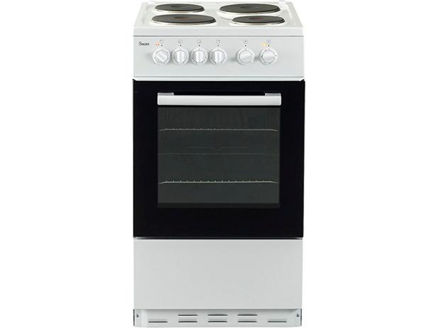 Swan SX1011W freestanding cooker review - Which?