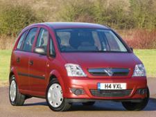 Vauxhall Meriva (2003-2010)