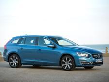 Volvo V60 Plug-In Hybrid (2013-2018)