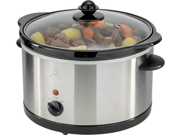 Asda George Home 3l Gsc101ss Slow Cooker Review Which