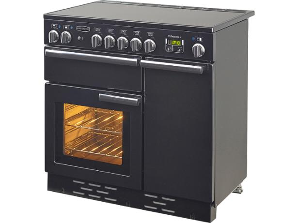 Rangemaster Professional + 90 Induction PROP90EIGB/C front view