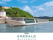 Emerald Waterways River cruises