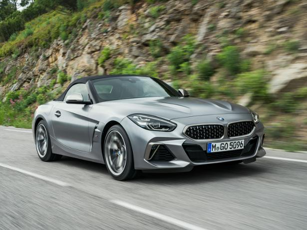 Bmw Z4 2019 New Used Car Review Which
