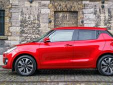Suzuki swift 2017 new used car review which price from 11371 the suzuki swift fandeluxe Choice Image
