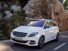 Mercedes-Benz B-Class Electric Drive (2015-2017)