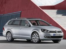 Volkswagen Golf Estate (2007-2013)