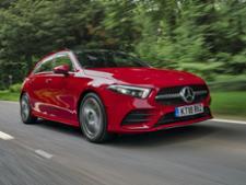 Mercedes-Benz A-Class (2018-)