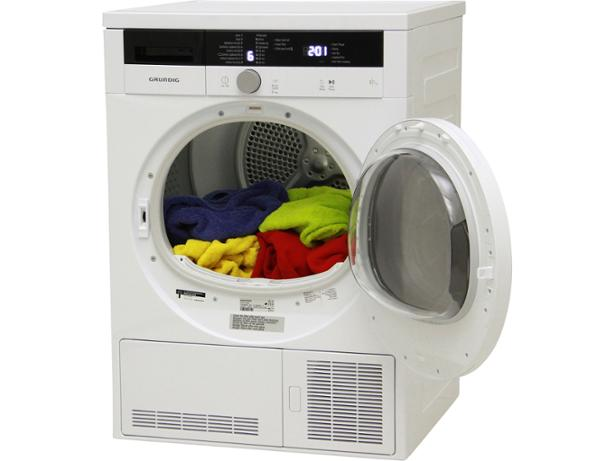 Grundig GTN27110GW tumble dryer review - Which?