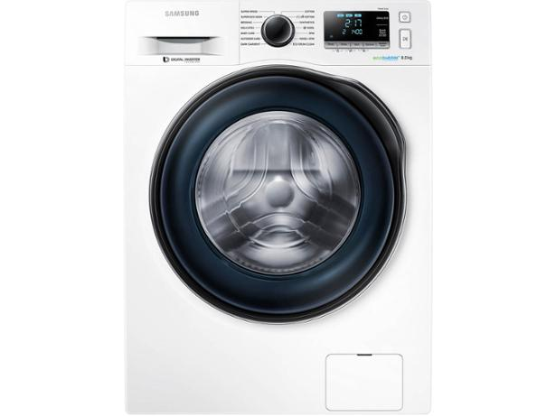 Samsung Ww80j6410cw Washing Machine Review Which