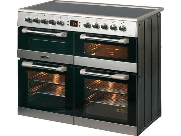 Leisure Cs100c510x Range Cooker Review Which