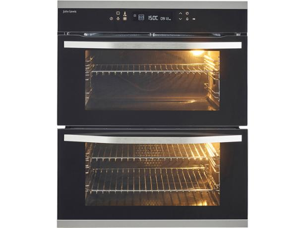 john lewis jlbidu731x built in oven review which. Black Bedroom Furniture Sets. Home Design Ideas