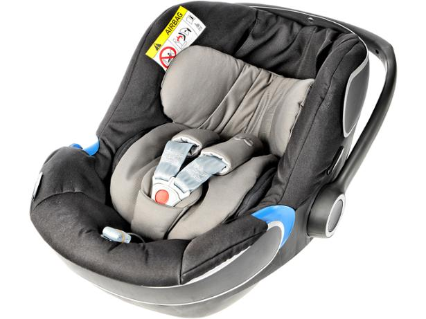 GB Idan (belted) child car seat review - Which?