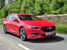Vauxhall Insignia Sports Tourer (2017-2019)