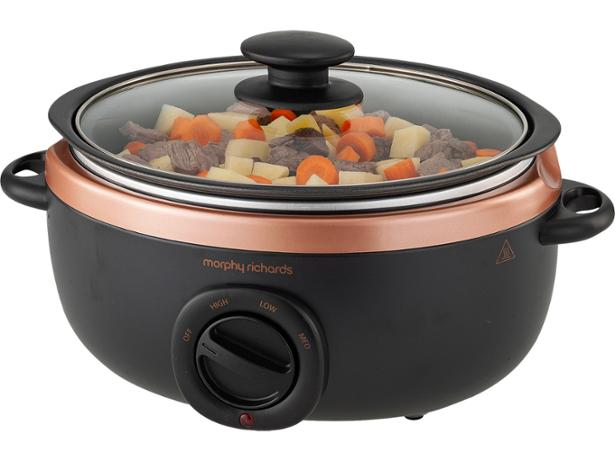 Morphy Richards Sear And Stew Rose Gold 460016 Slow Cooker Review Which • do not use attachments or tools not. morphy richards sear and stew rose gold