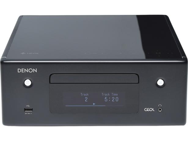 Denon CEOL N10 (Denon SC-N10 speakers included) front view