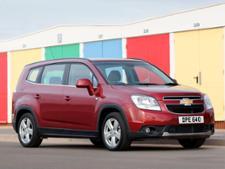 Chevrolet Orlando (2011-2015)
