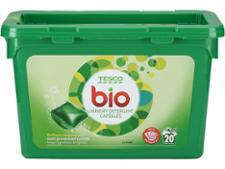 Tesco Bio Detergent Capsules