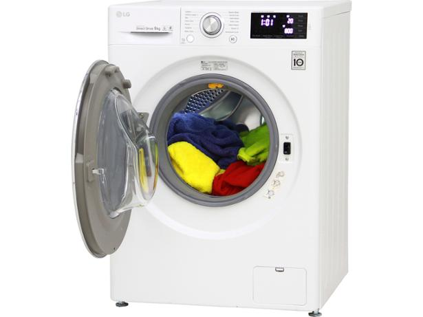Lg Fh4u2vcn2 Washing Machine Review Which