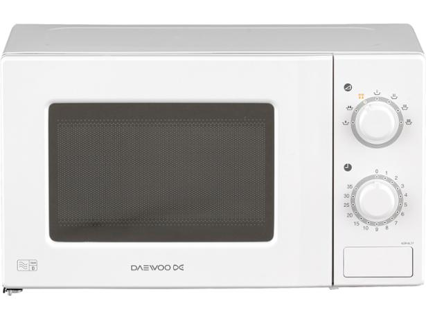 Daewoo KOR6L77 microwave review - Which?