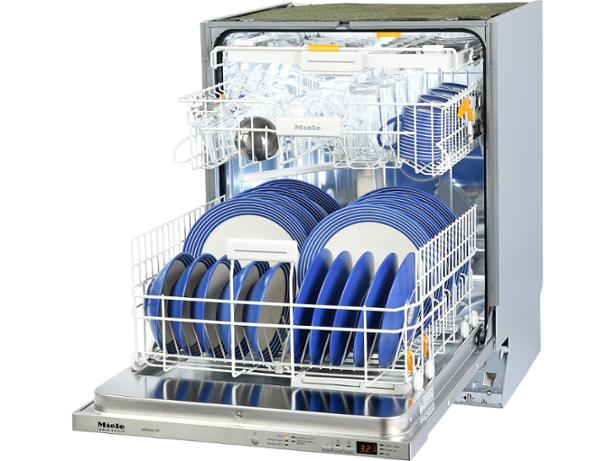 Miele Dishwasher Reviews >> Miele G 4990 Scvi Jubilee