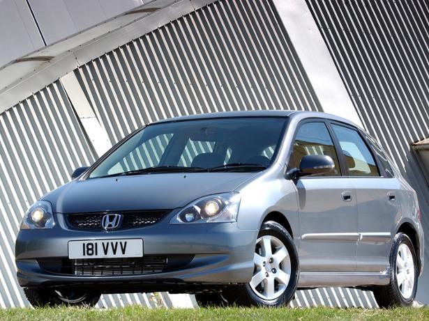 Honda Civic (2000 2005)