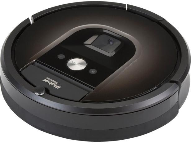 Irobot Roomba 980 front view