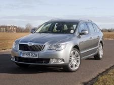 Skoda Superb Estate (2010-2015)