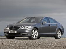 Mercedes-Benz S-class (2006-2013)