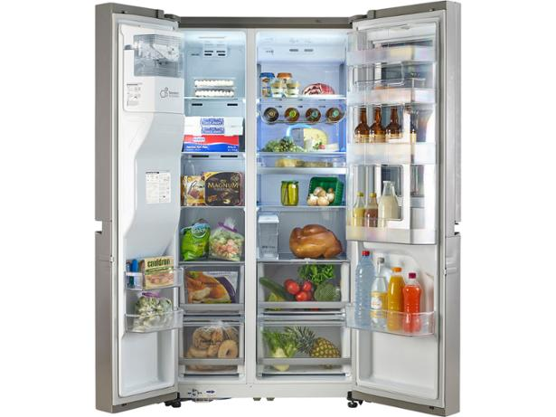 Image result for lg gsx961nsaz fridge freezer