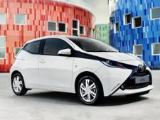 Toyota Aygo (2014-)