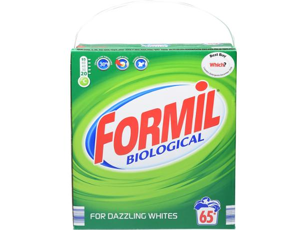 Lidl Formil Biological Washing Powder washing powder and