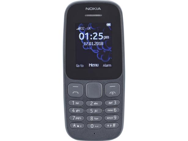 Nokia 105 (2017) simple mobile phone review - Which?