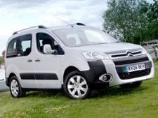 Citroen Berlingo Multispace (2008-2018)