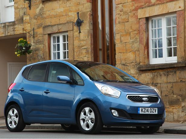Kia Venga 2010 New Used Car Review Which