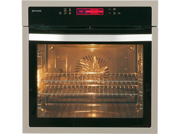 John Lewis JLBIOS617 built-in oven review - Which?