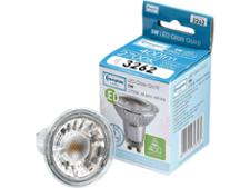 Crompton 5W Glass GU10 LED Spotlight