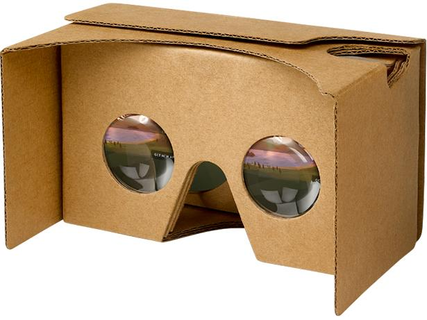 Google Cardboard virtual reality headset review - Which?