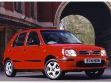 Nissan Micra (1993-2002)